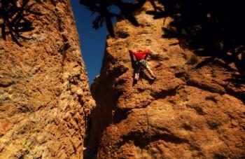 escalada en roca Mexico 1